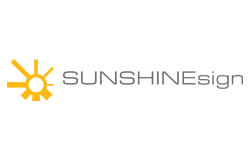 Sunshine Sign