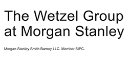 Wetzel Group at Morgan Stanley