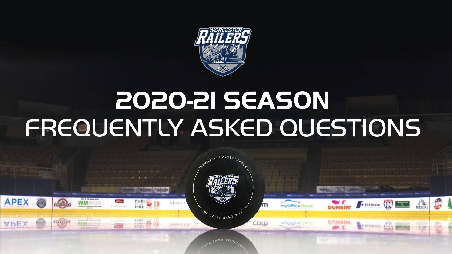 2020-21 Season FAQ